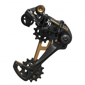 SRAM XX1 Eagle 12 Speed type 2.1 Gold Rear Derailleur